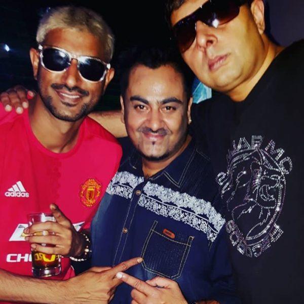 Singer - Punjabi MC